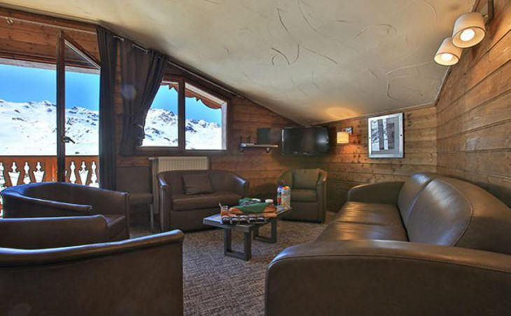 Chalet Milo, Val Thorens, Lounge 2