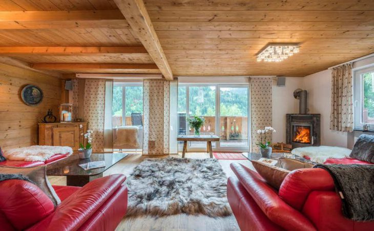 Chalet Narnia, St Anton, Lounge 3