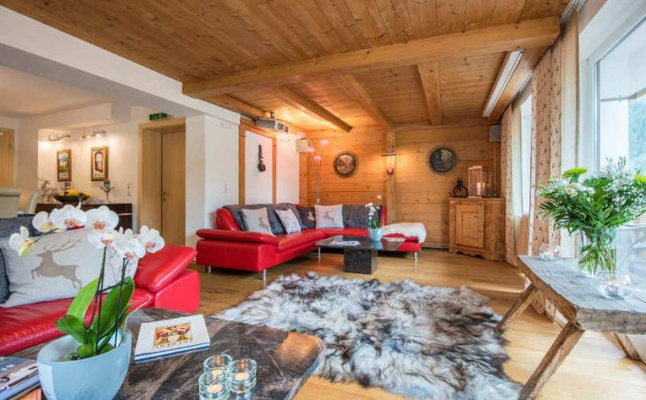 Chalet Narnia, St Anton, Lounge 2