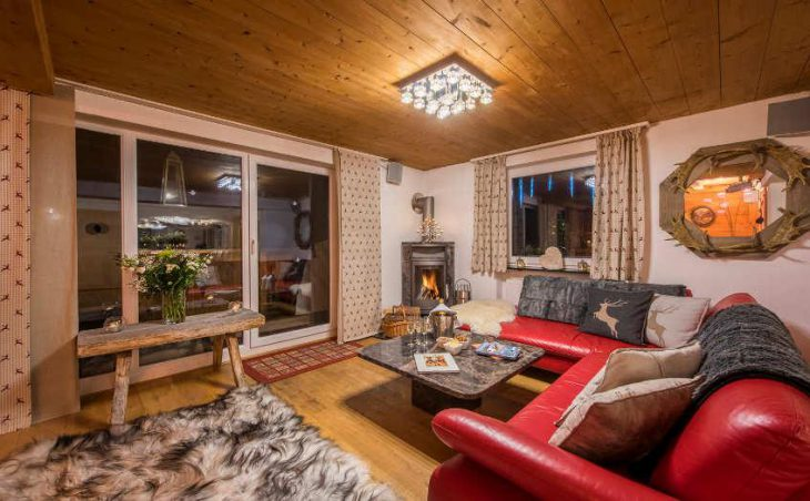 Chalet Narnia, St Anton, Lounge 4