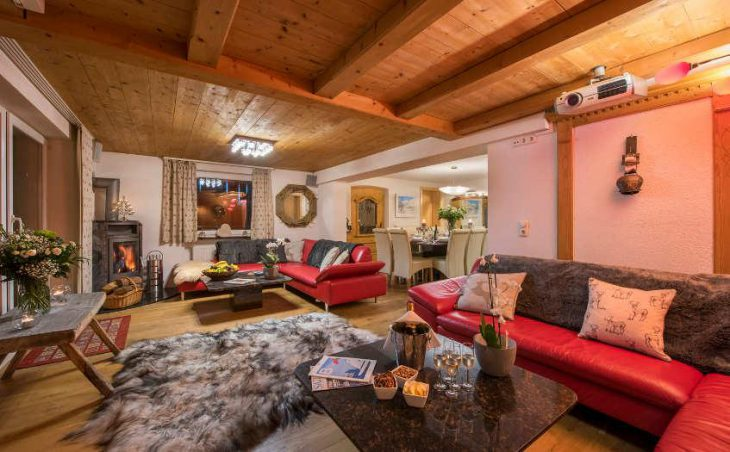 Chalet Narnia, St Anton, Lounge 5