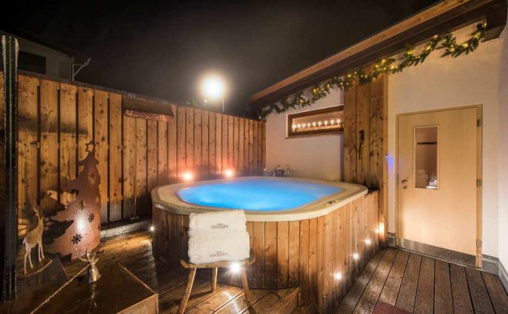 Chalet Narnia, St Anton, Hot Tub