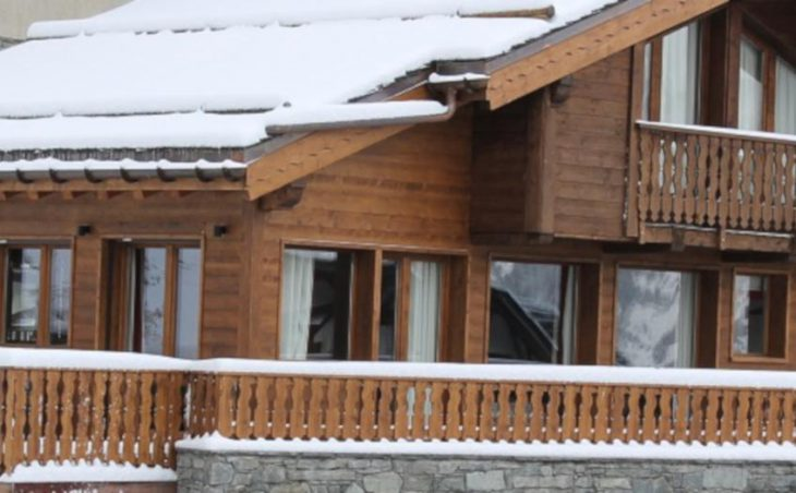 Chalet Papillon in La Tania , France image 1