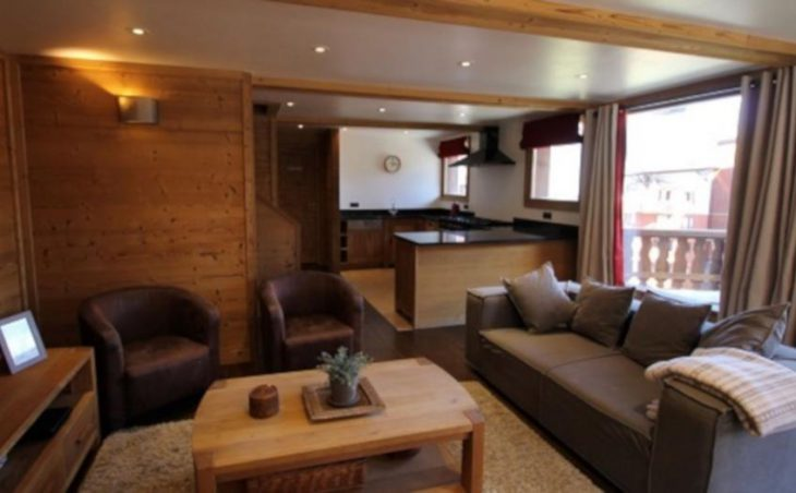 Chalet Papillon in La Tania , France image 11