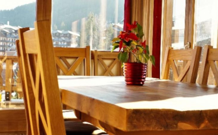 Chalet Papillon in La Tania , France image 2