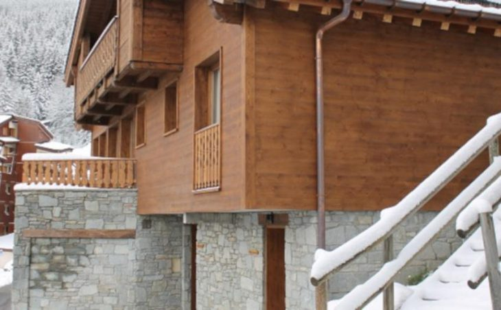 Chalet Papillon in La Tania , France image 4