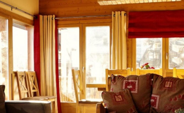 Chalet Papillon in La Tania , France image 6