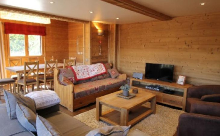 Chalet Papillon in La Tania , France image 9