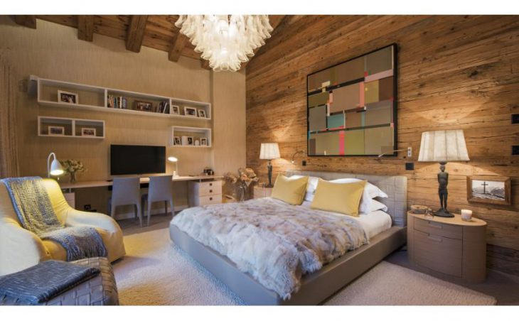 Petiti, Verbier, Double Bedroom