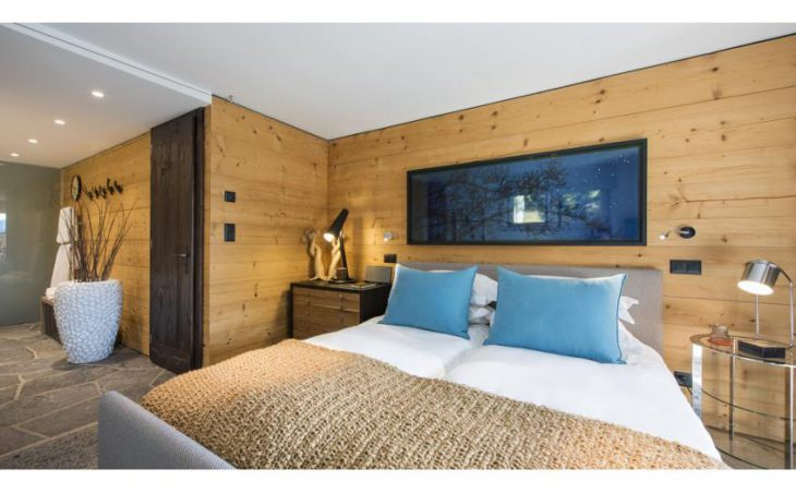 Petiti, Verbier, Double Bedroom 2