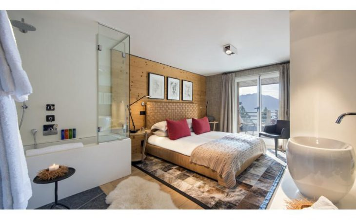Petiti, Verbier, Double Bedroom 3
