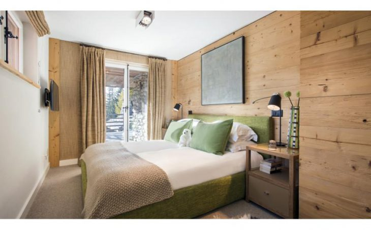 Petiti, Verbier, Double Bedroom 4