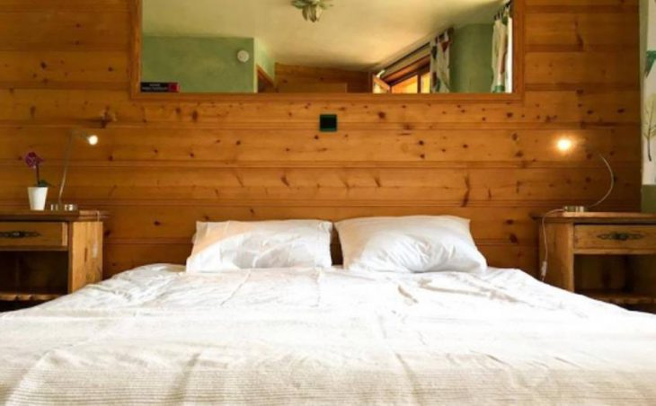 Chalet Riviere, Serre Chevalier, Double Bed