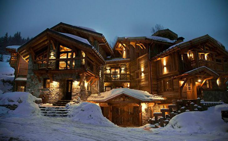 Chalet Samuel, Courchevel, External 2
