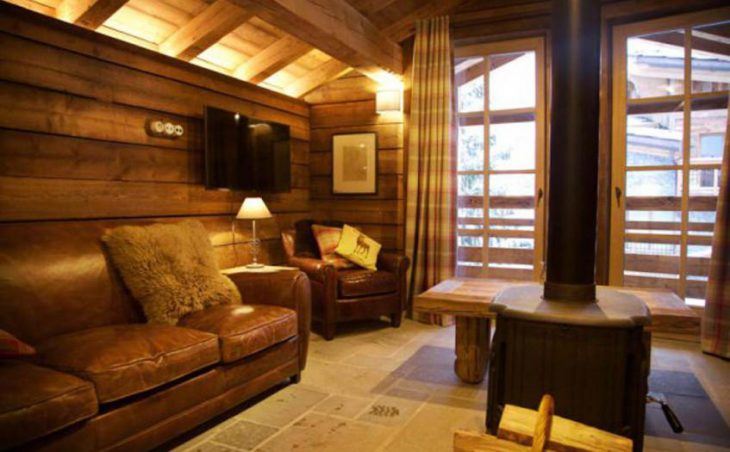 Chalet Samuel, Courchevel, Lounge 3