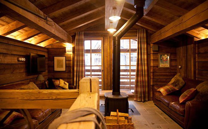 Chalet Samuel, Courchevel, Lounge