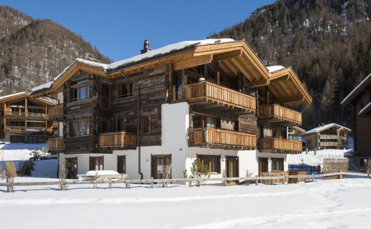 Chalet Shalimar in Zermatt , Switzerland image 1