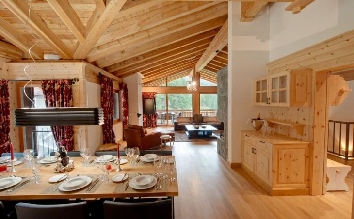 Chalet Shalimar in Zermatt , Switzerland image 7