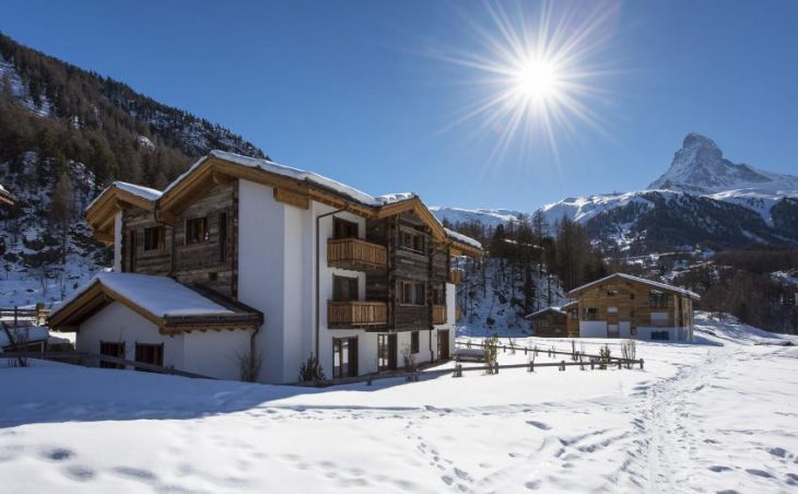 Chalet Shalimar in Zermatt , Switzerland image 9