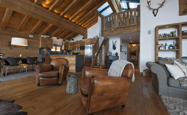 Chalet Treize Etoiles, Verbier, Lounge Chairs