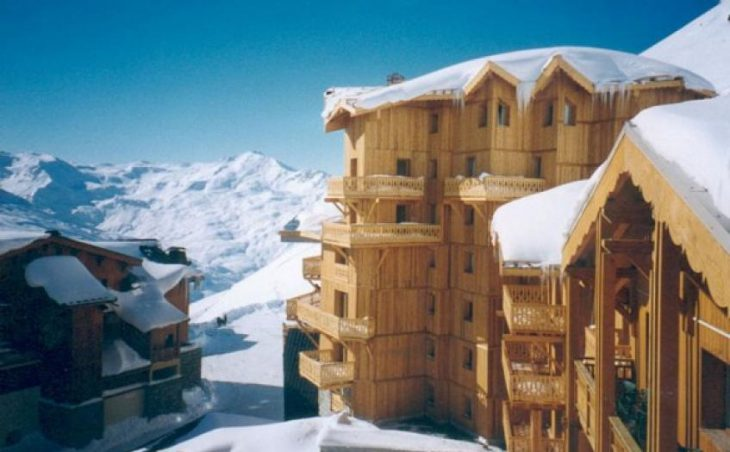 Chalet Verseau in Val Thorens , France image 1
