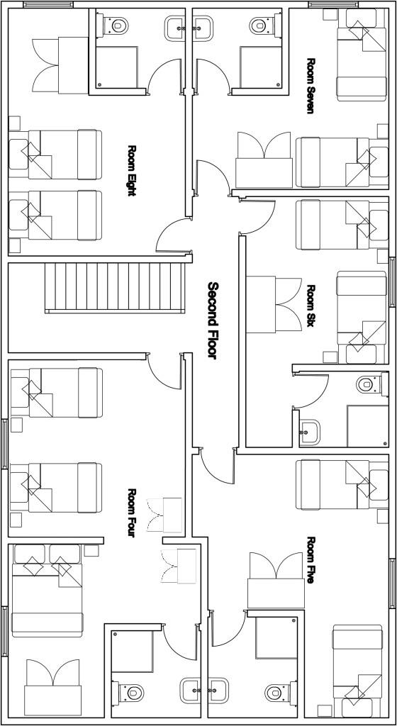 Chalet Mila Bansko Floor Plan 3