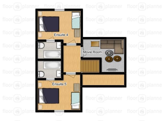 The Grange Morzine Floor Plan 2