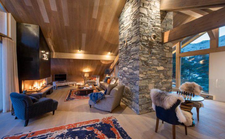 Chalet Alpaca, Meribel, Lounge 3