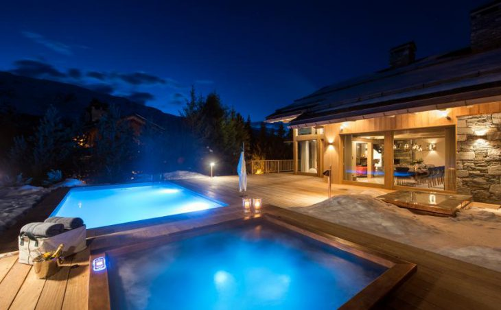 Chalet Alpaca, Meribel, Pool