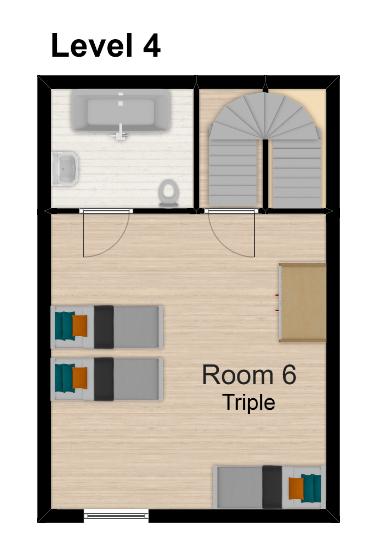 Chalet Belvedere Tignes Floor Plan 5