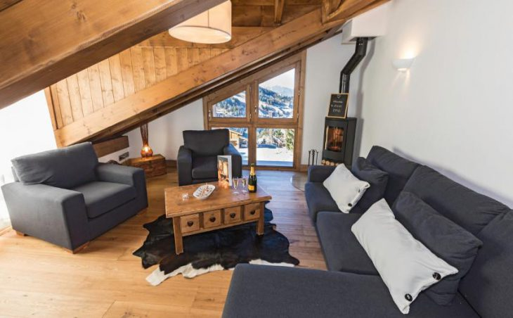 Chalet Irma, Courchevel, Lounge 3