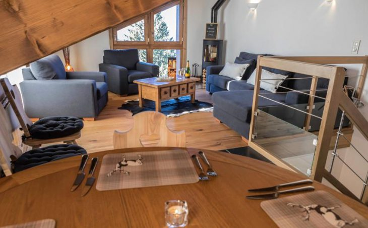 Chalet Irma, Courchevel, Lounge