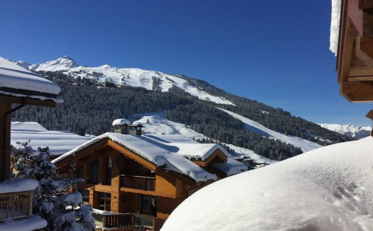 Chalet Irma, Courchevel, View