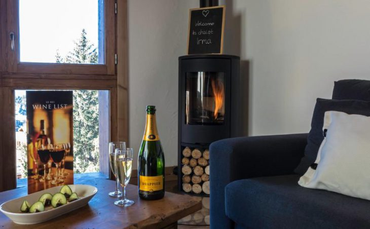 Chalet Irma, Courchevel, Champagne