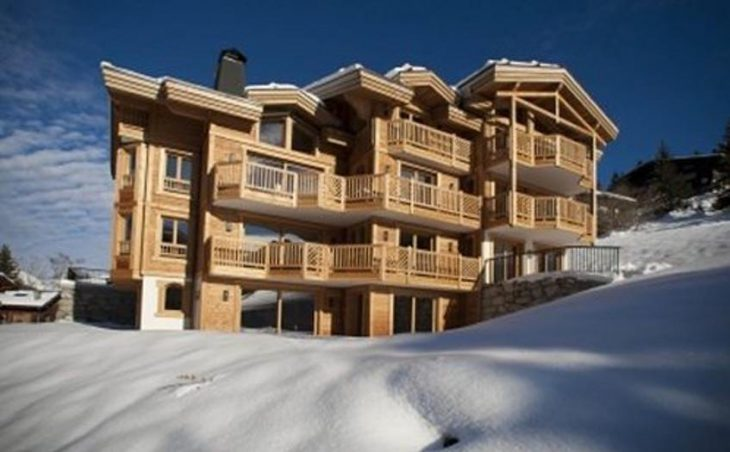 Chalet Le Blanchot, Courchevel, External 2