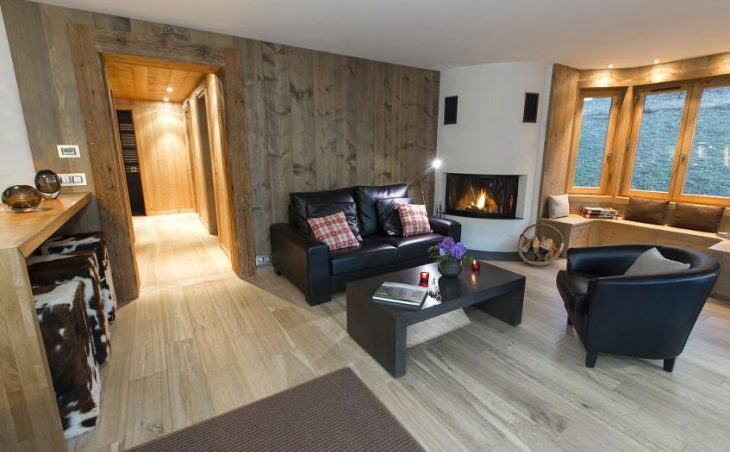 Chalet Le Blanchot, Courchevel, Lounge 3