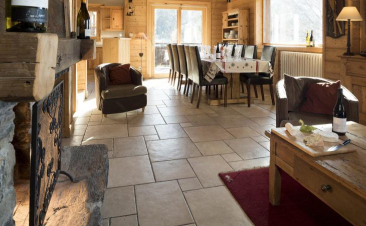 Chalet Premier de Cordee, Lounge and Dining Area