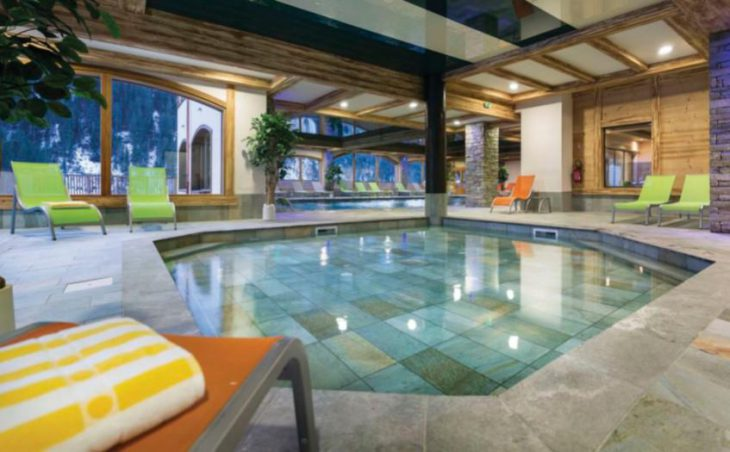Chalets d'Angele, Chatel, Spa