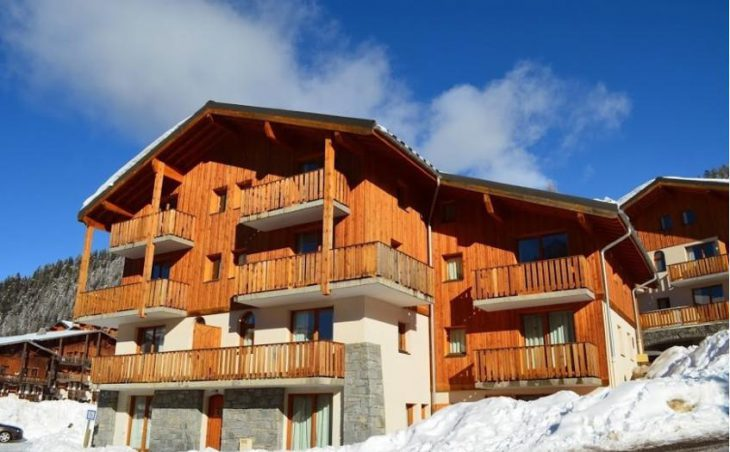 Chalets de la Ramoure in Valfrejus , France image 2