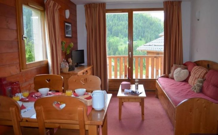 Chalets de la Ramoure in Valfrejus , France image 11