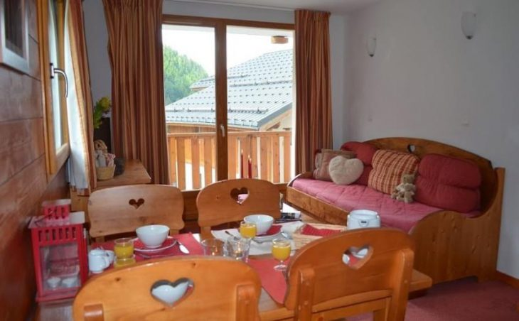 Chalets de la Ramoure in Valfrejus , France image 4