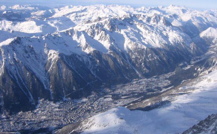 Chamonix in mig images , France image 5