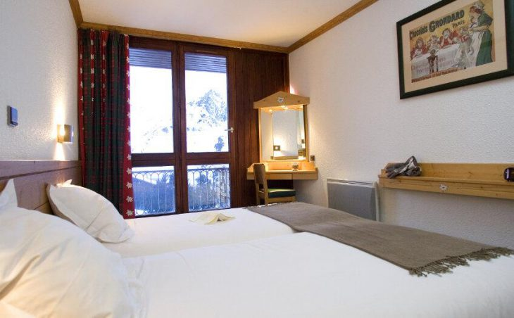Club Med Arcs Extreme, Bedroom 3