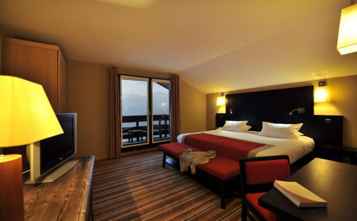 Club Med Peisey-Vallandry, Bedroom 3