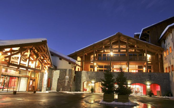 Club Med Peisey-Vallandry, External 2