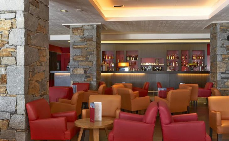 Club Med Peisey-Vallandry, Reception/Lounge Area