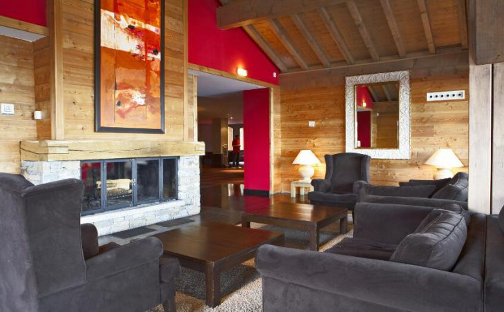 Club Med Peisey-Vallandry, Lounge Area