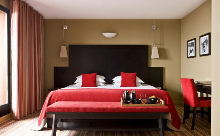 Club Med Peisey-Vallandry, Bedroom