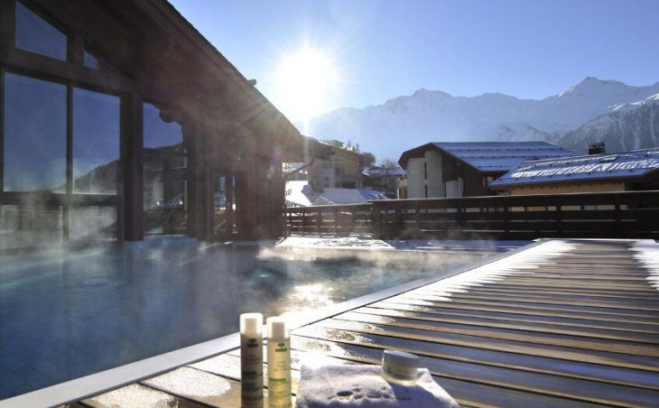 Club Med Peisey-Vallandry, Pool