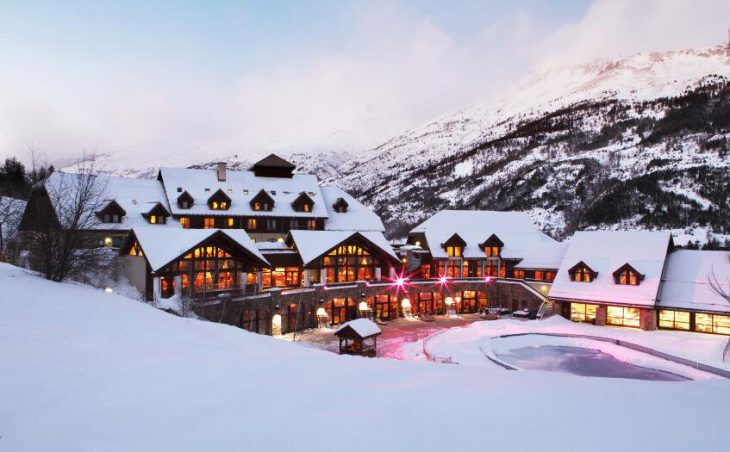 Club Med Serre-Chevalier, External 2